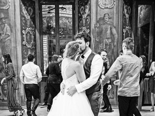 Il matrimonio di Alvin e Eliana a Como, Como 50