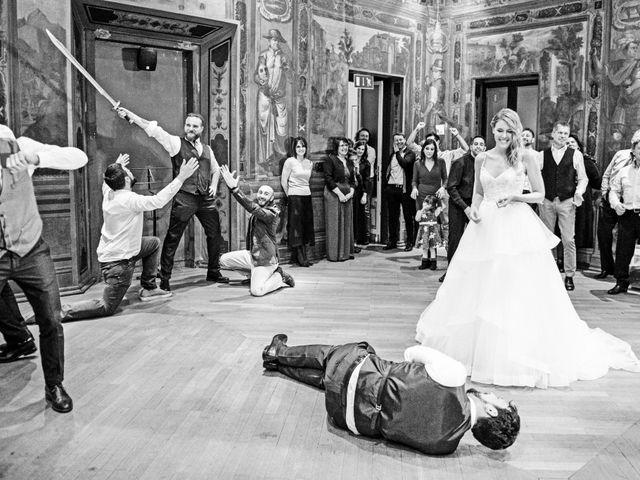 Il matrimonio di Alvin e Eliana a Como, Como 53