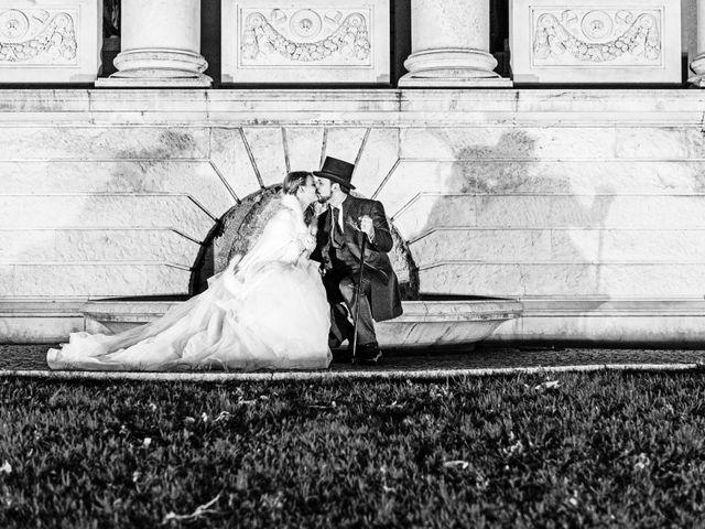 Il matrimonio di Alvin e Eliana a Como, Como 57