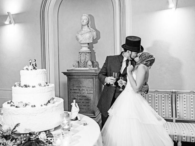 Il matrimonio di Alvin e Eliana a Como, Como 61