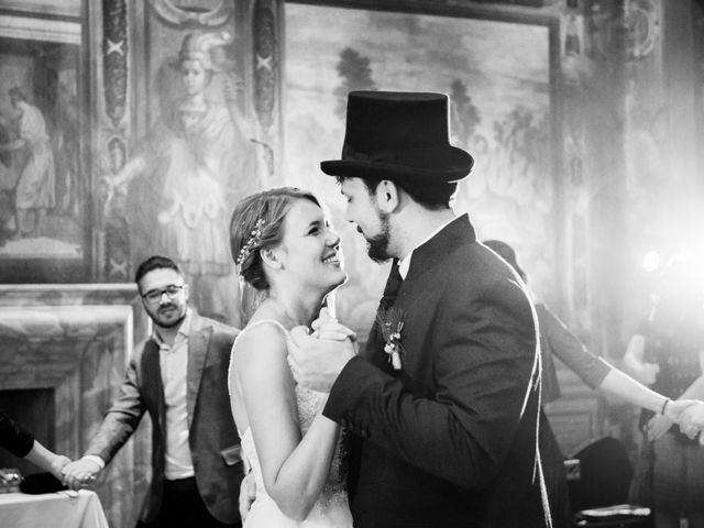 Il matrimonio di Alvin e Eliana a Como, Como 62