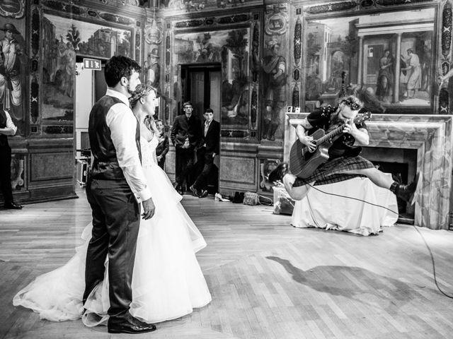 Il matrimonio di Alvin e Eliana a Como, Como 1