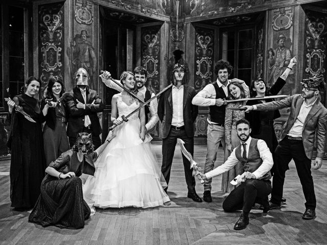Il matrimonio di Alvin e Eliana a Como, Como 66