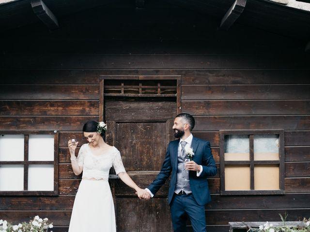 Le nozze di Roberta e Betto