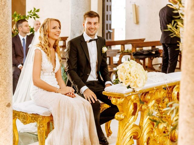 Le nozze di Karolina e Marcin