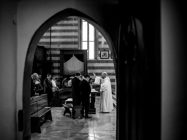 Il matrimonio di Gregory e Cassandra a Valvasone, Pordenone 18