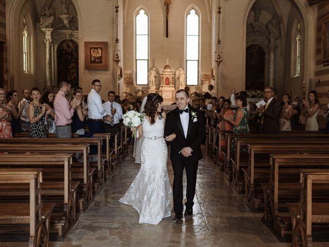 Il matrimonio di Gregory e Cassandra a Valvasone, Pordenone 19