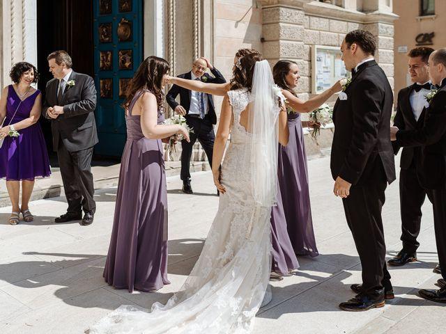 Il matrimonio di Gregory e Cassandra a Valvasone, Pordenone 21
