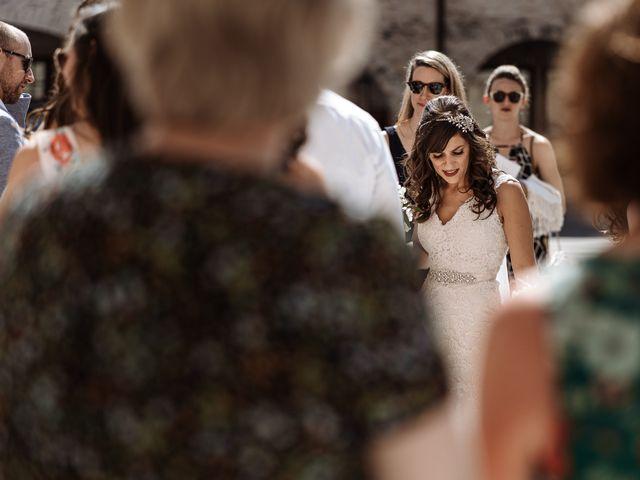 Il matrimonio di Gregory e Cassandra a Valvasone, Pordenone 22