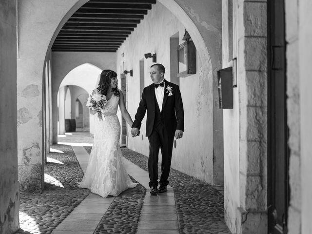 Il matrimonio di Gregory e Cassandra a Valvasone, Pordenone 27