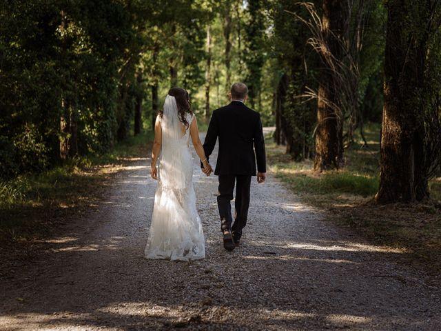 Il matrimonio di Gregory e Cassandra a Valvasone, Pordenone 38
