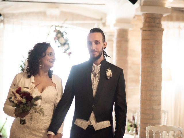 Il matrimonio di Alex e Mariam a Quattro Castella, Reggio Emilia 1