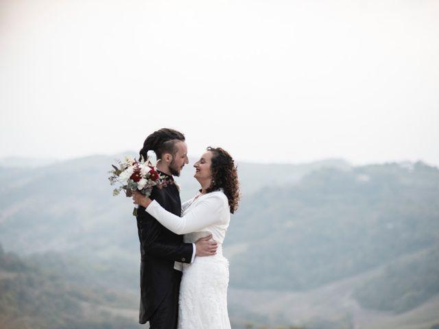 Le nozze di Mariam e Alex