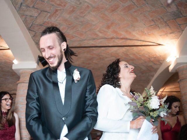 Il matrimonio di Alex e Mariam a Quattro Castella, Reggio Emilia 50