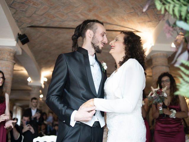 Il matrimonio di Alex e Mariam a Quattro Castella, Reggio Emilia 51