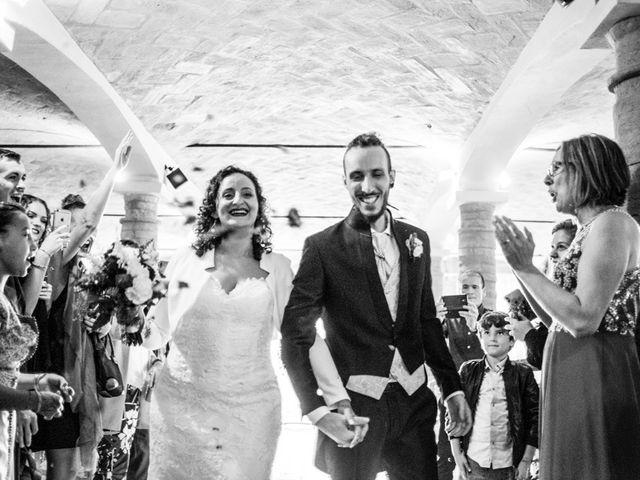 Il matrimonio di Alex e Mariam a Quattro Castella, Reggio Emilia 2