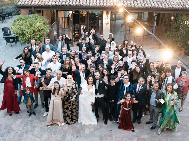 Il matrimonio di Alex e Mariam a Quattro Castella, Reggio Emilia 54