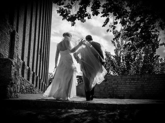 Il matrimonio di Michela e Paolo a Offida, Ascoli Piceno 23