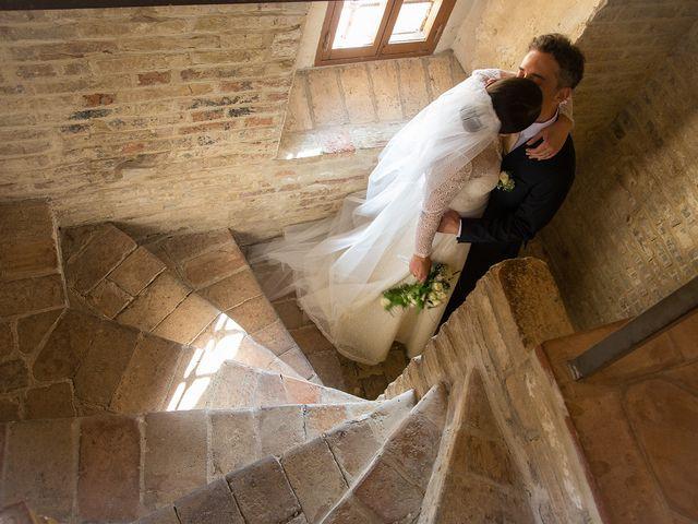 Il matrimonio di Michela e Paolo a Offida, Ascoli Piceno 27
