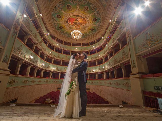 Il matrimonio di Michela e Paolo a Offida, Ascoli Piceno 29