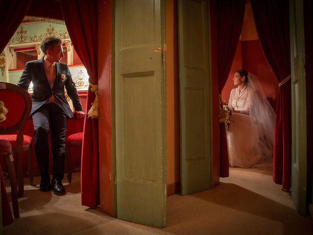 Il matrimonio di Michela e Paolo a Offida, Ascoli Piceno 30