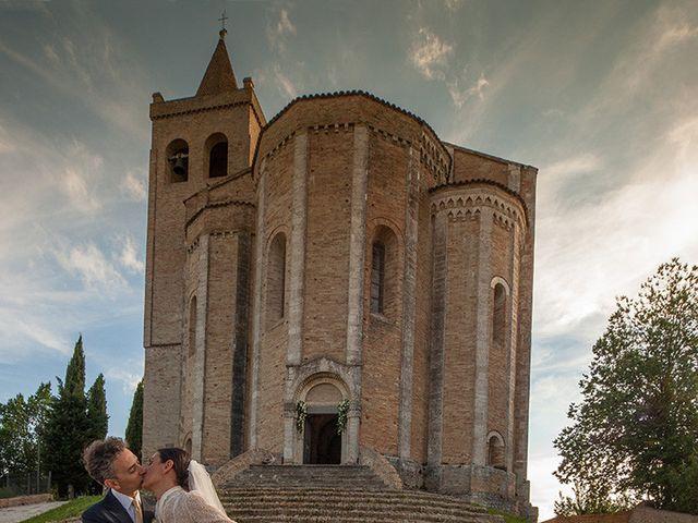 Il matrimonio di Michela e Paolo a Offida, Ascoli Piceno 31