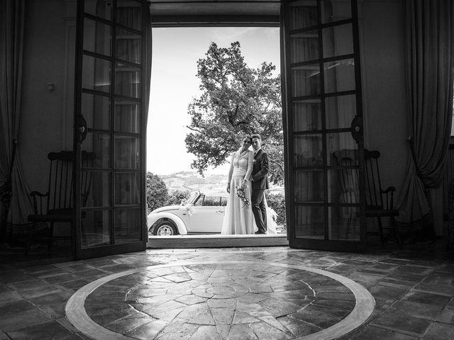 Il matrimonio di Michela e Paolo a Offida, Ascoli Piceno 32