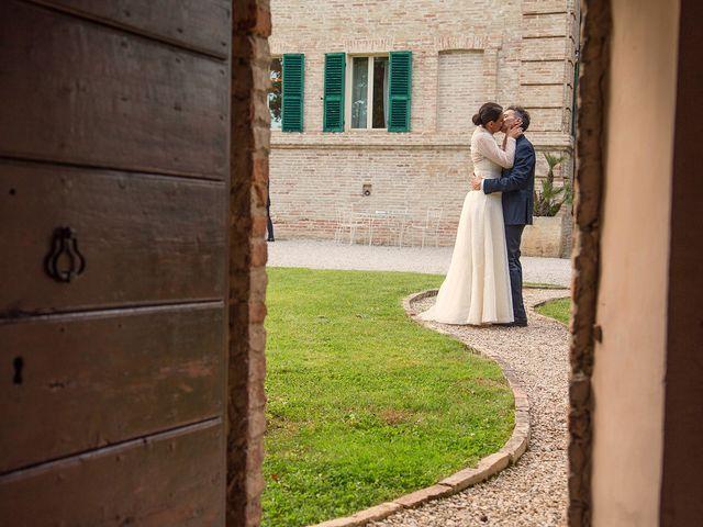 Il matrimonio di Michela e Paolo a Offida, Ascoli Piceno 33