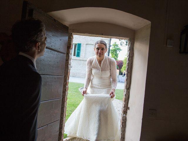 Il matrimonio di Michela e Paolo a Offida, Ascoli Piceno 34