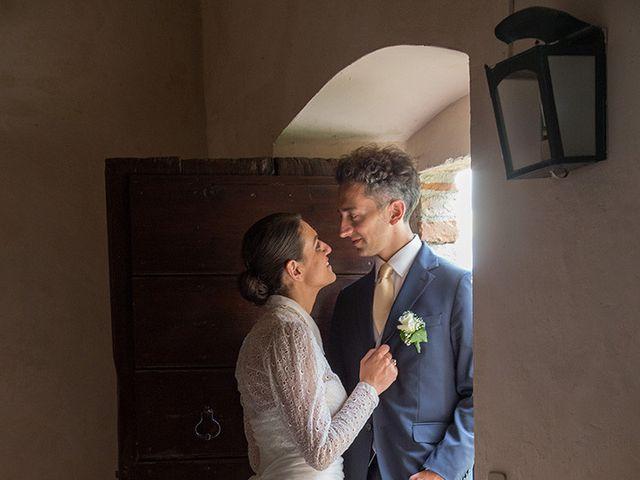 Il matrimonio di Michela e Paolo a Offida, Ascoli Piceno 35
