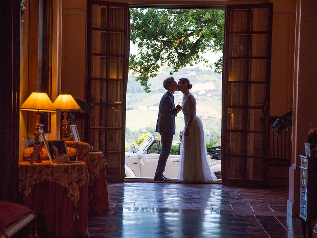 Il matrimonio di Michela e Paolo a Offida, Ascoli Piceno 40