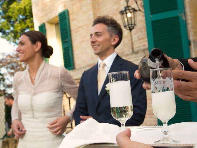 Il matrimonio di Michela e Paolo a Offida, Ascoli Piceno 43
