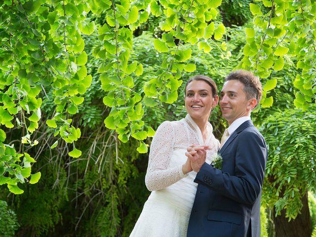 Il matrimonio di Michela e Paolo a Offida, Ascoli Piceno 48