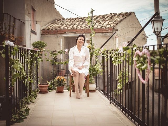 Il matrimonio di Nicoletta e Santo a Agira, Enna 12