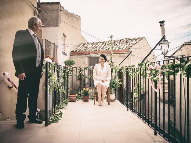 Il matrimonio di Nicoletta e Santo a Agira, Enna 13