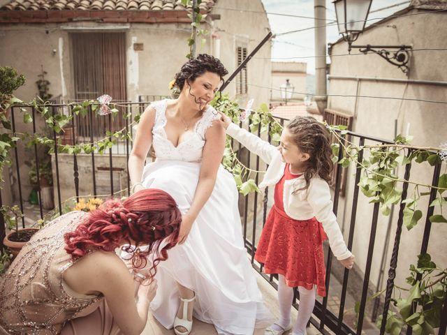 Il matrimonio di Nicoletta e Santo a Agira, Enna 42