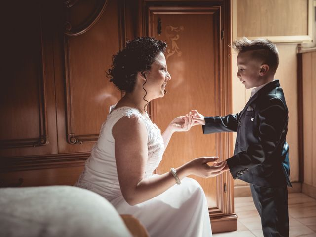 Il matrimonio di Nicoletta e Santo a Agira, Enna 45