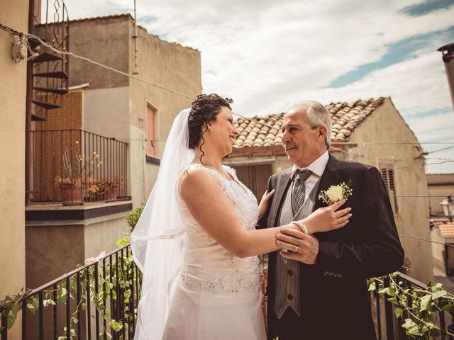 Il matrimonio di Nicoletta e Santo a Agira, Enna 61