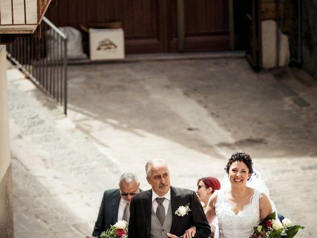 Il matrimonio di Nicoletta e Santo a Agira, Enna 67