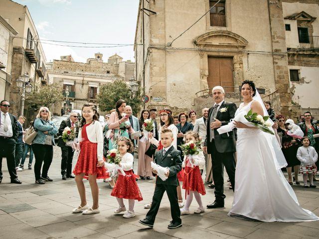 Il matrimonio di Nicoletta e Santo a Agira, Enna 73