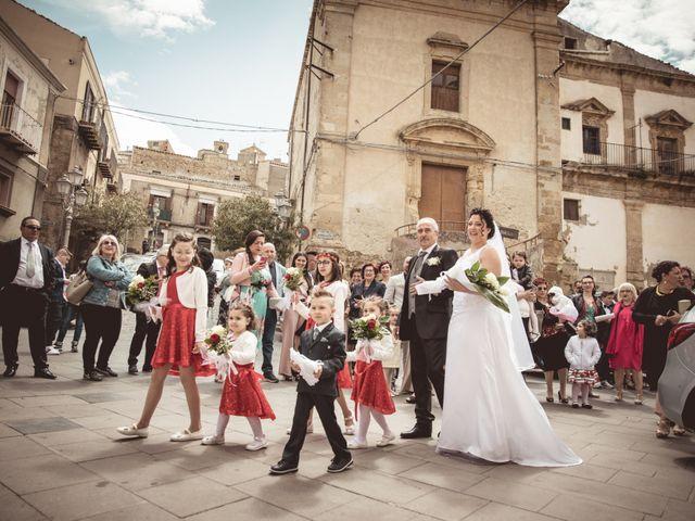 Il matrimonio di Nicoletta e Santo a Agira, Enna 74