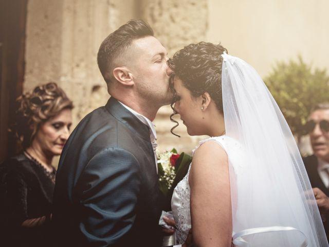Il matrimonio di Nicoletta e Santo a Agira, Enna 75