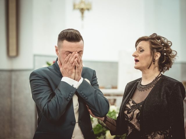 Il matrimonio di Nicoletta e Santo a Agira, Enna 76