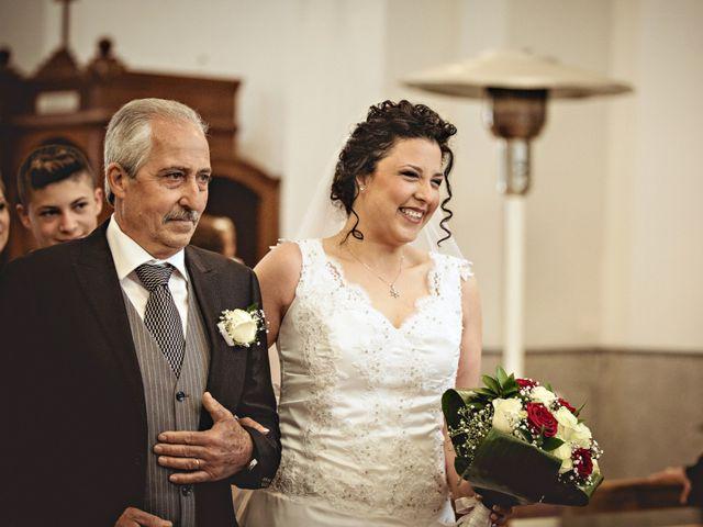 Il matrimonio di Nicoletta e Santo a Agira, Enna 78