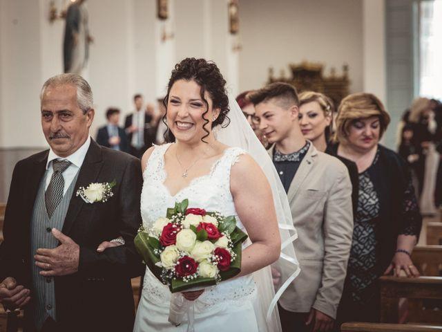 Il matrimonio di Nicoletta e Santo a Agira, Enna 79