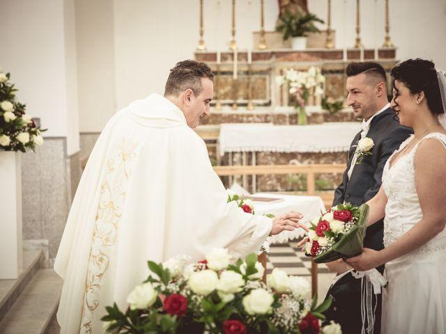 Il matrimonio di Nicoletta e Santo a Agira, Enna 80