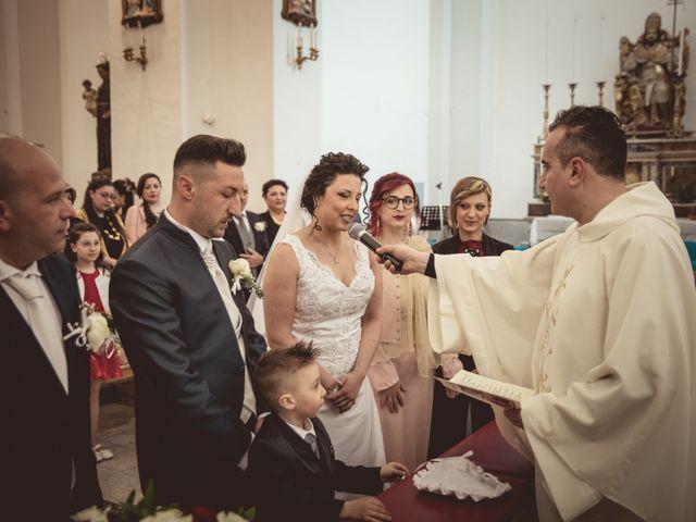 Il matrimonio di Nicoletta e Santo a Agira, Enna 83