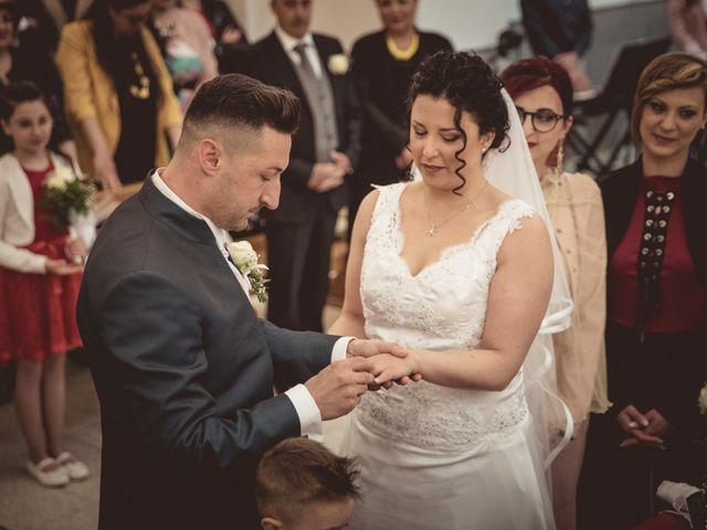 Il matrimonio di Nicoletta e Santo a Agira, Enna 84