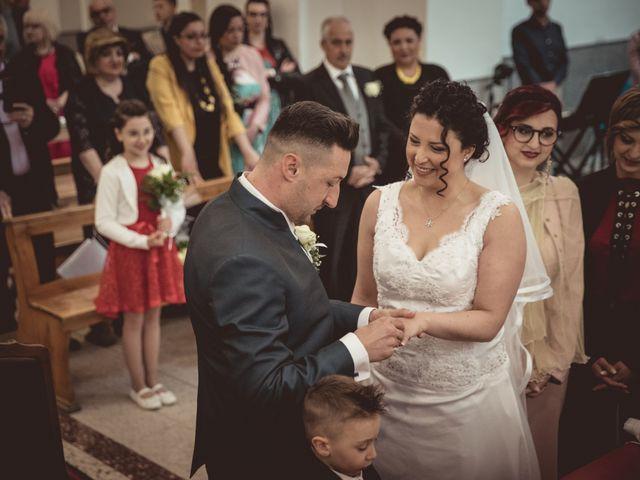 Il matrimonio di Nicoletta e Santo a Agira, Enna 85