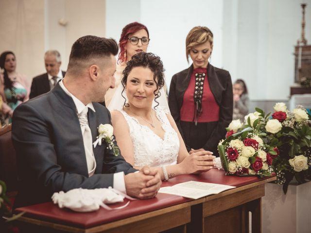 Il matrimonio di Nicoletta e Santo a Agira, Enna 86